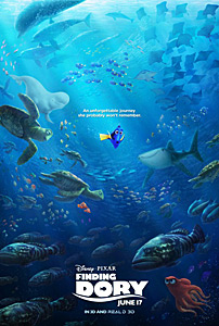 finding dory - an unforgettable journey she probably won't remember