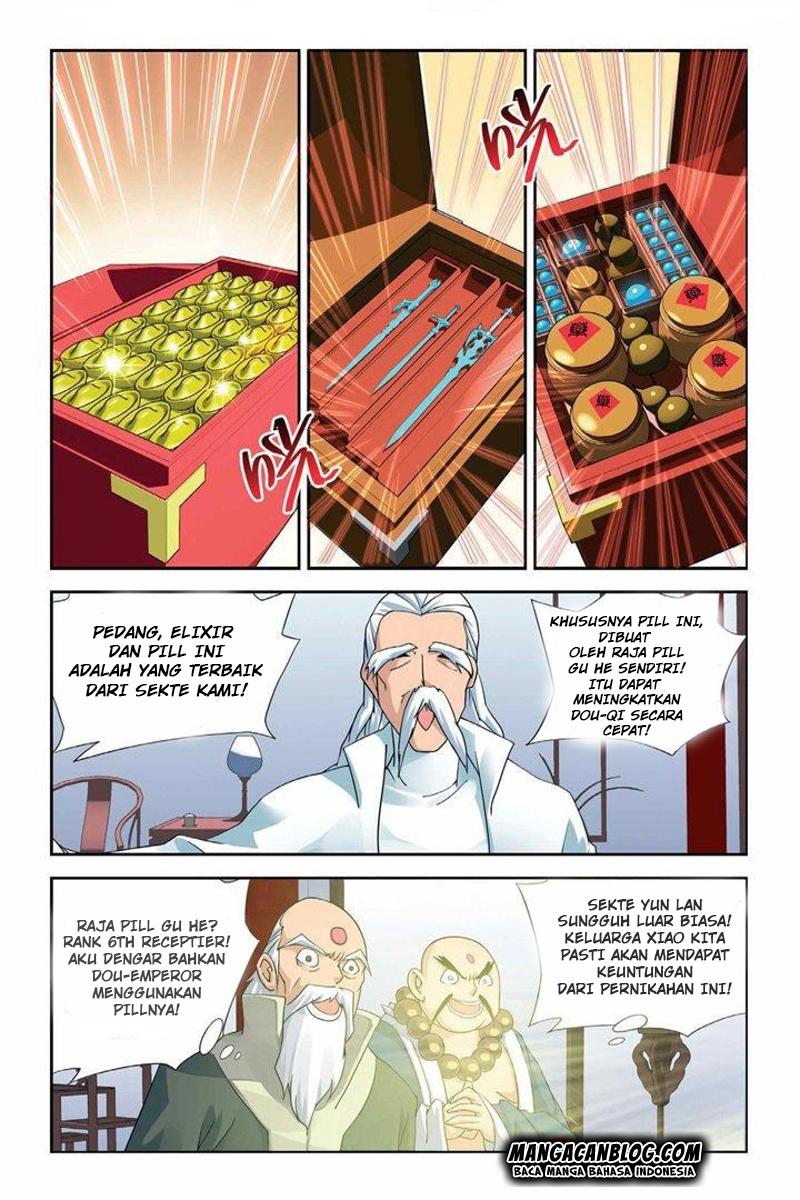 Battle Through Heaven Chapter 01-33