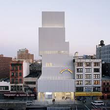 New Museum Nueva York SANAA