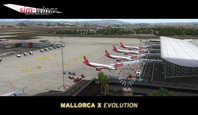 Microsoft Flight Simulator X: Mallorca X Evolution