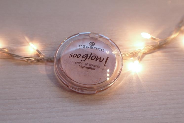 Essence Soo Glow! Cream to Powder Highlighter