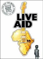 Live Aid by Bob Geldof
