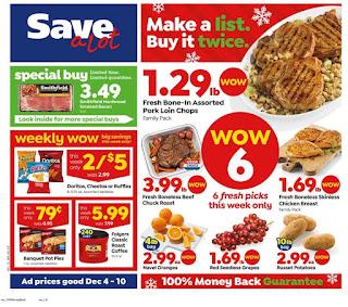 ⭐ Save a Lot Ad 12/11/19 ⭐ Save a Lot Circular December 11 2019
