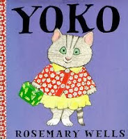 bookcover of YOKO by Rosemary Wells