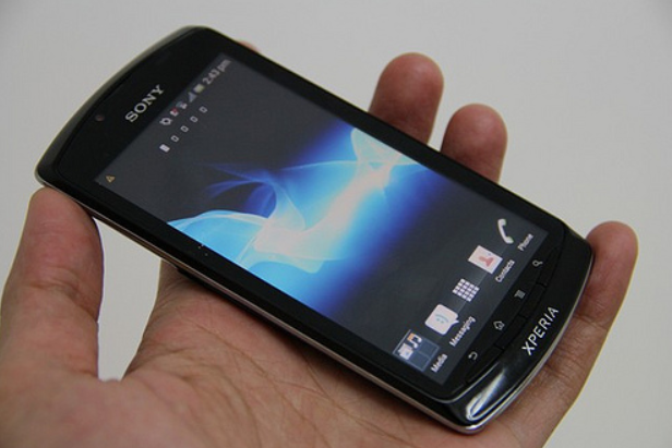 """Cara Flash Sony Xperia Neo L MT25i"""