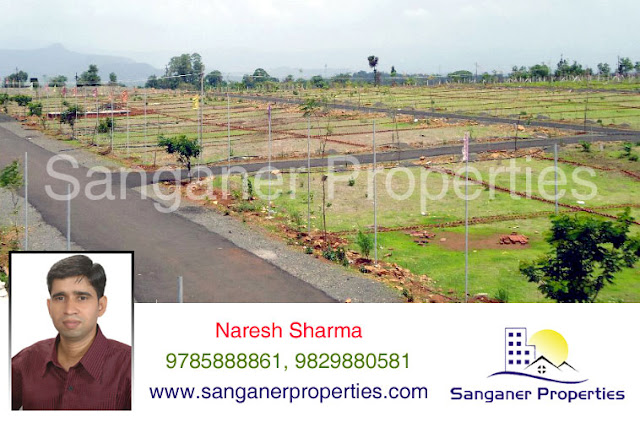Residential Land in Sanganer