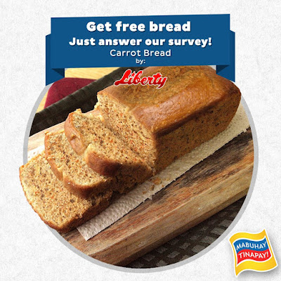 Free bread up for grab!