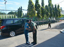 Danrem 132/Tdl Bekali Pasis Dikreg XIV Sesko TNI TA. 2017 Dengan Kondisi Wil Prov. Sulteng