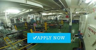 Chief engineer for fishing vessel job may 2018