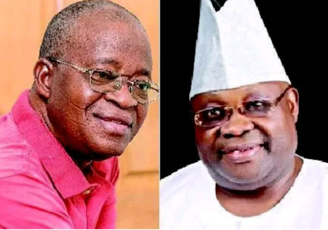 Issues As Oyetola, APC Appeals Adeleke's Victory At Tribunal  In Osun