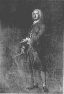 William Boyce by Thomas Hudson, 1749