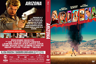 Arizona - Cover DVD