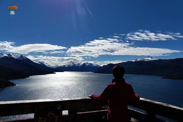 Mirador del Traful - Bariloche - Argentina