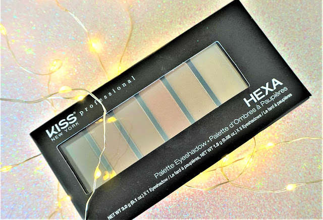 Palette Hexa nude brown