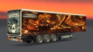Armored Warfare Trailer by LazyMods