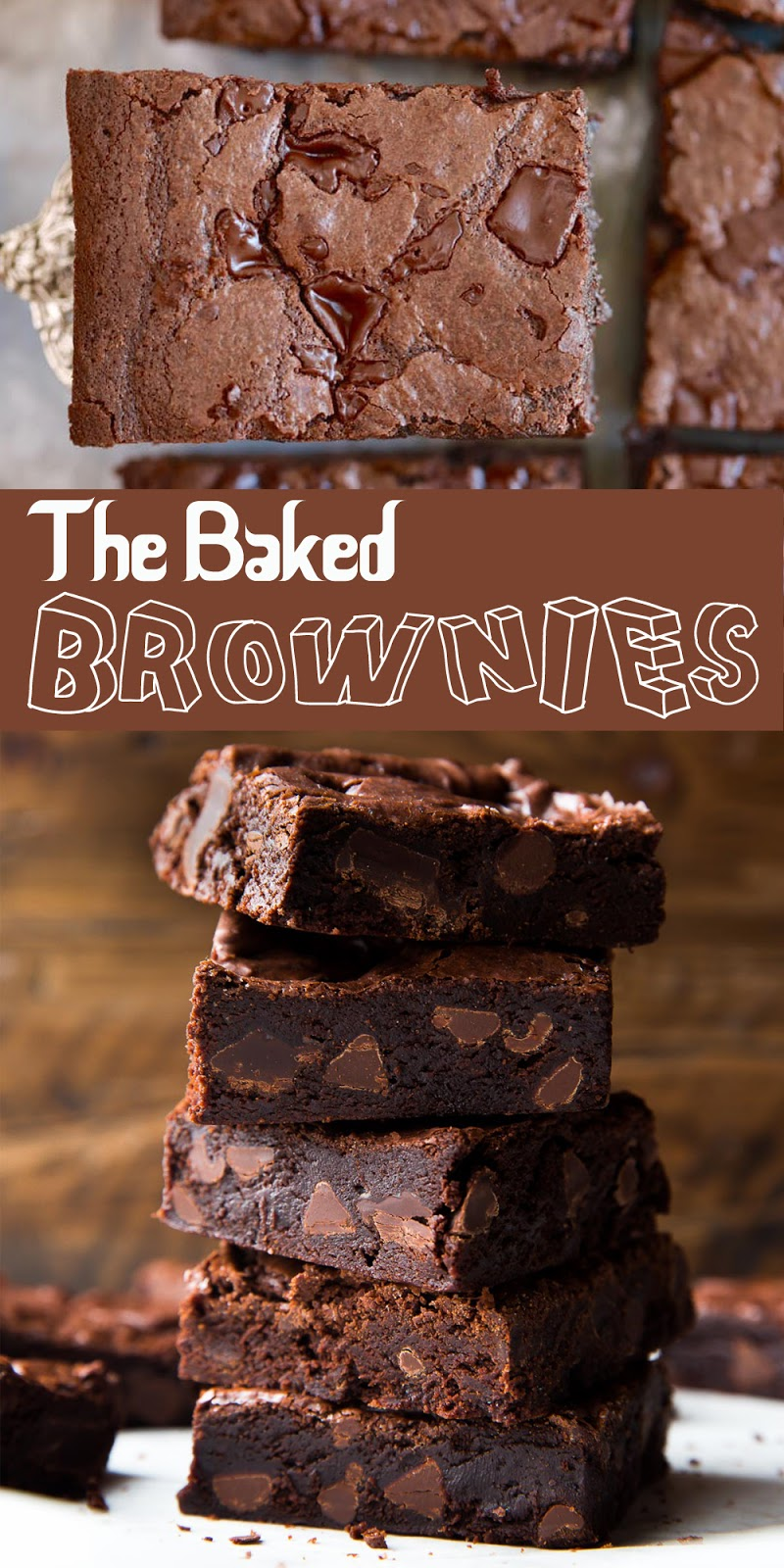 THE BAKED BROWNIES