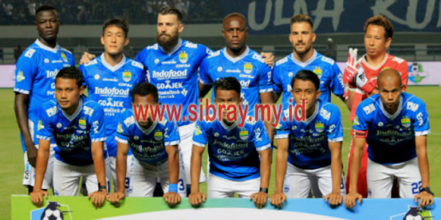 Ladeni PS Tira, Persib Bandung Dipastikan Tanpa 4 Pemain Penting