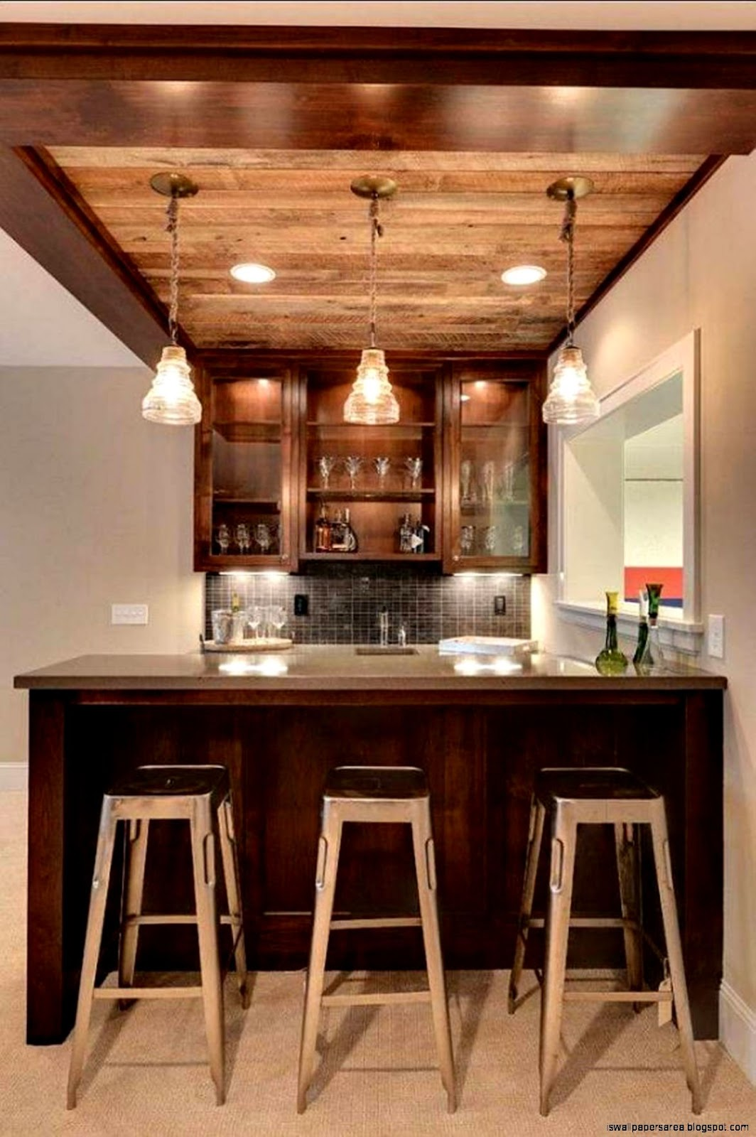 Home Wine Bar Design Ideas | Wallpapers Area