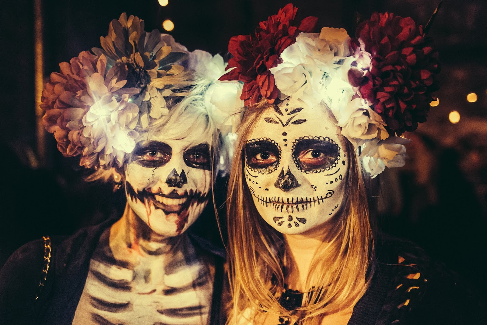 A guide to what's on at the NewcastleGateshead Juice Festival 2016 - Day of the dead Vamos Festival