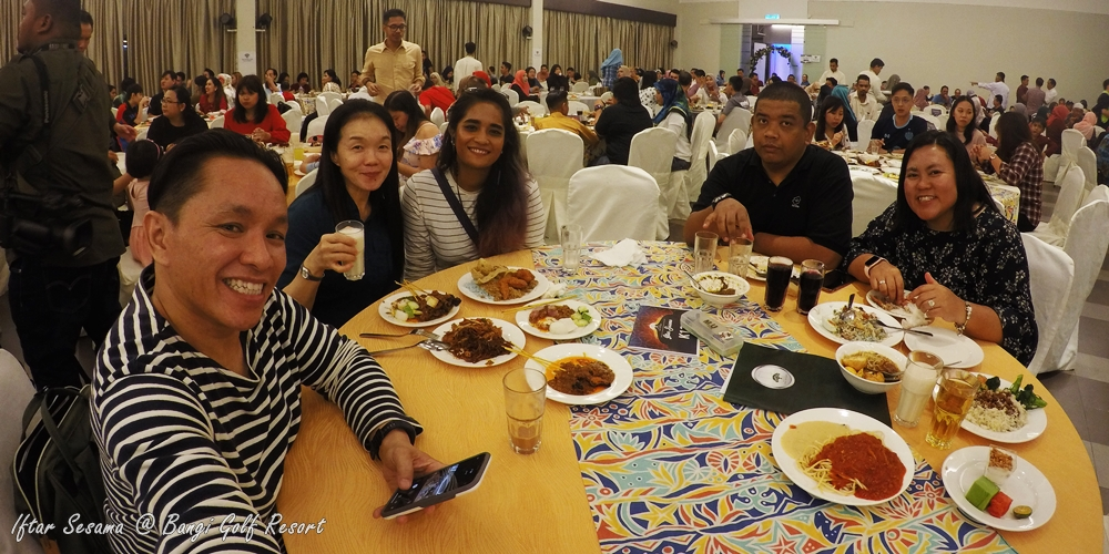 Bangi Golf Resort, Buffet Ramadhan 2019, Buffet Ramadhan Murah, Buffet Ramadhan Bangi, BGR, Rawlins Eats, Pakej Buffet Ramadhan, Rawlins GLAM