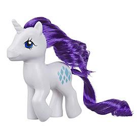 MLP Retro Rainbow Mane 6 Rarity Brushable Pony