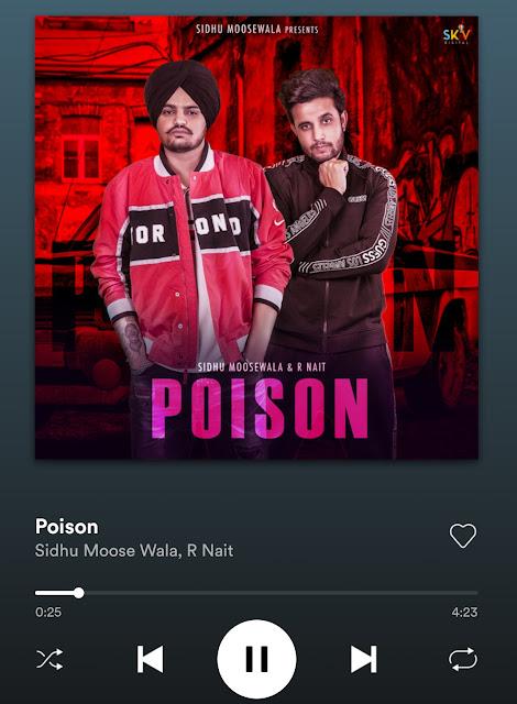 Poison-Sidhu-Moose-Wala