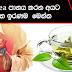 green tea පානය කරන අයට ලැබෙන ඉරණම මෙන්න