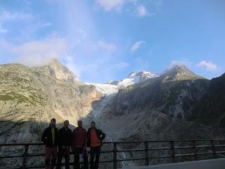 Refugio Elena Pre de Bard Tour del Mont Blanc