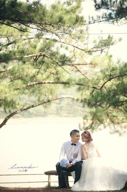chụp hình cưới đà lạt ở đâu đẹp