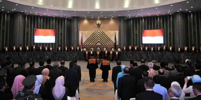 MA Buka-Bukaan Soal Hakim Nakal yang Terjerat dengan Kasus Korupsi