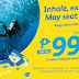 Cebu Pacific Cheap Fare 999 All-In Promo 2017