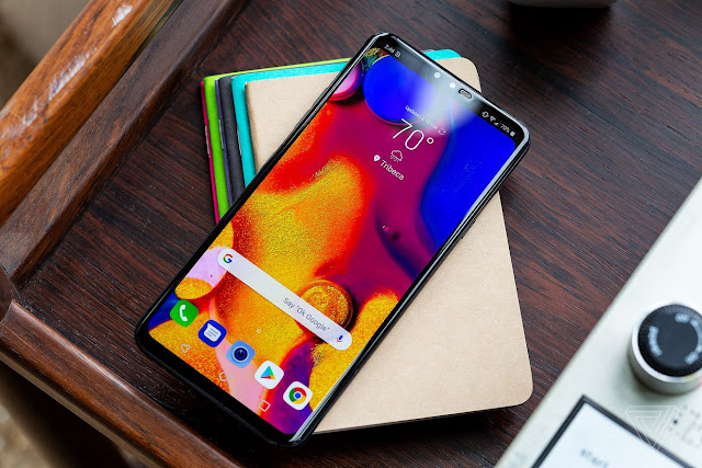 LG V40 ThinQ Review | S3NFUL