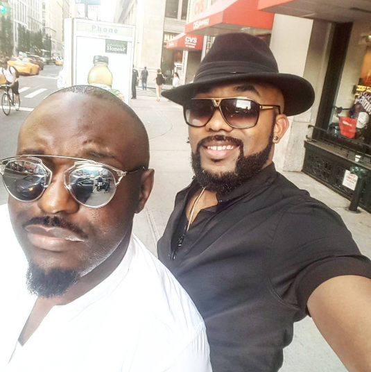 banky w jim iyke new york