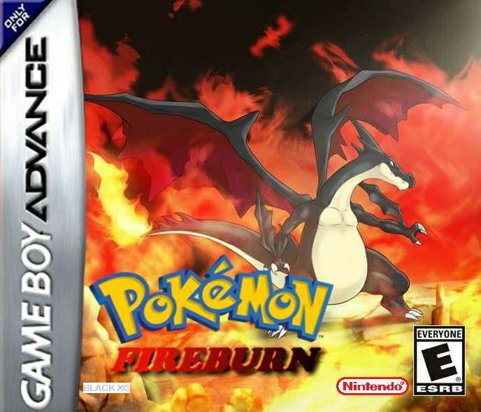 Pokemon Fireburn