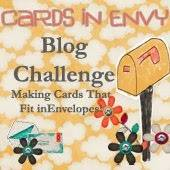Cards in Envy blog challenge