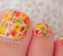 http://onceuponnails.blogspot.com/2014/07/watercolor-floral.html