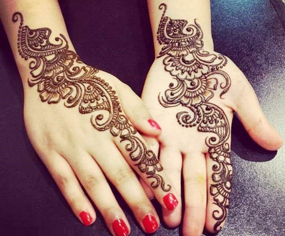 Mehndi Designs Hd Images : New latest arabic mehndi designs hd design
