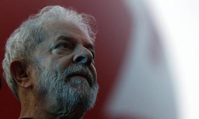 MPF recomenda prisão de Lula e manutenção da pena imposta pelo TRF-4
