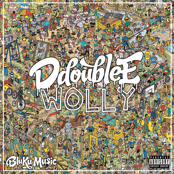 D Double E - Wolly - Single Cover