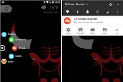 Cara Paling Mudah Merekam Layar Android Tanpa ROOT