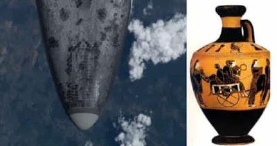 To Μυστικό Αττικών Αγγείων για καλύτερα Διαστημόπλοια, μελετά αεροδιαστημική εταιρία ! ! !