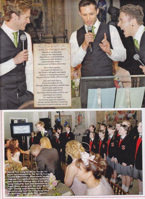 Tom And Giovanna S Wedding Ok Magazine