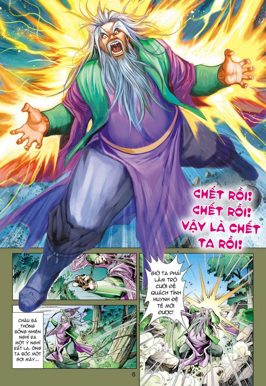 Anh Hùng Xạ Điêu anh hùng xạ đêu chap 49 trang 6