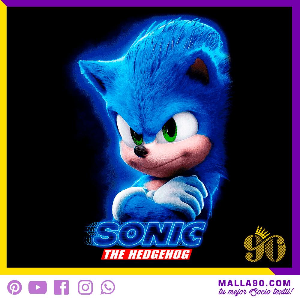 Sonic el erizo Diseños gráficos gratis