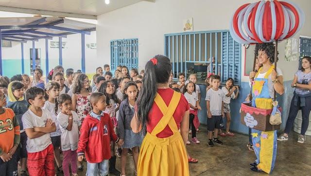 Anápolis: Projeto especial de adaptação é desenvolvido pela Secretaria de Educação