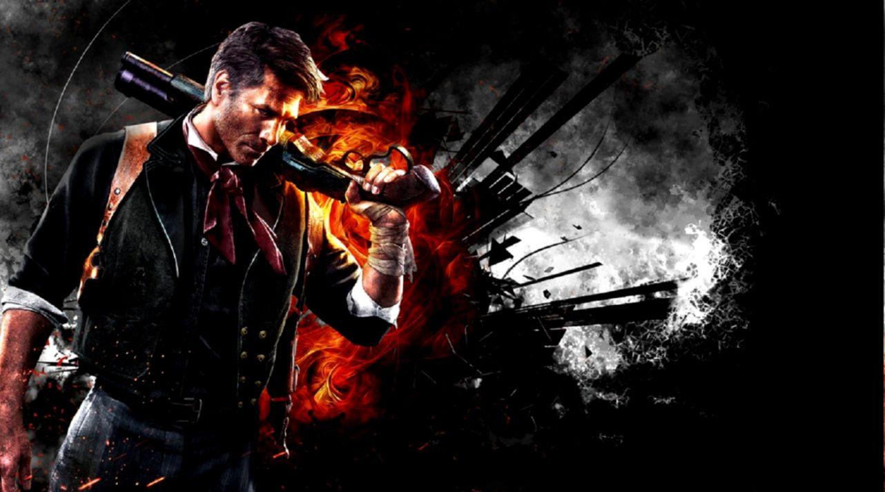 BioShock BioShock Infinite Booker DeWitt Video Games Wallpapers