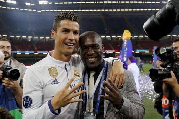 Cristiano Ronaldo & Clarence Seedorf