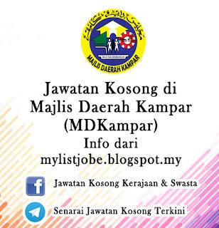Majlis Daerah Kampar (MDKampar)