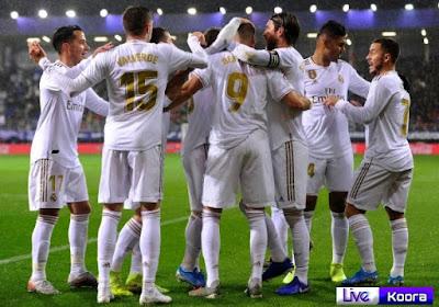 ما الحل في ازمة ريال مدريد ؟ عودة هازارد من لاصابة هو الحل ؟
