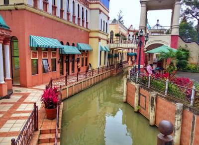 Tempat Wisata Little Venice